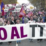 protestes madrid